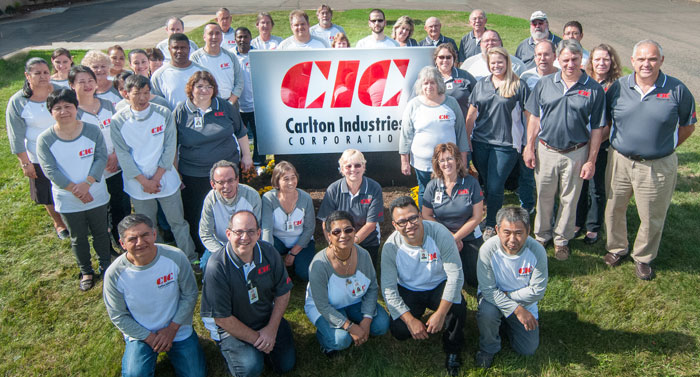 Carlton Industries Team